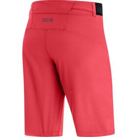 GORE WEAR C5 Spodnie krótkie Kobiety, hibiscus pink